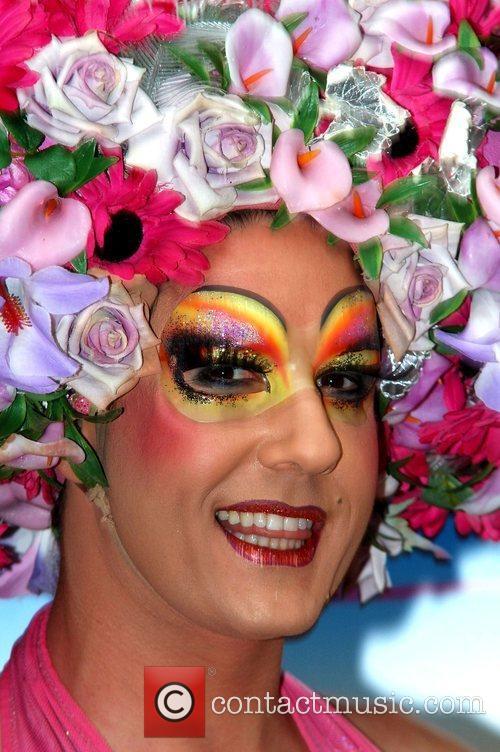Cast member Launch of 'Priscilla Queen of the...
