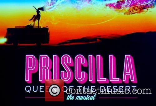 Poster art Launch of 'Priscilla Queen of the...