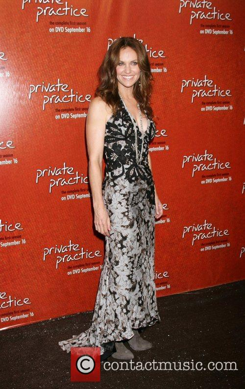 Arriving at the Private Practice Season One DVD...