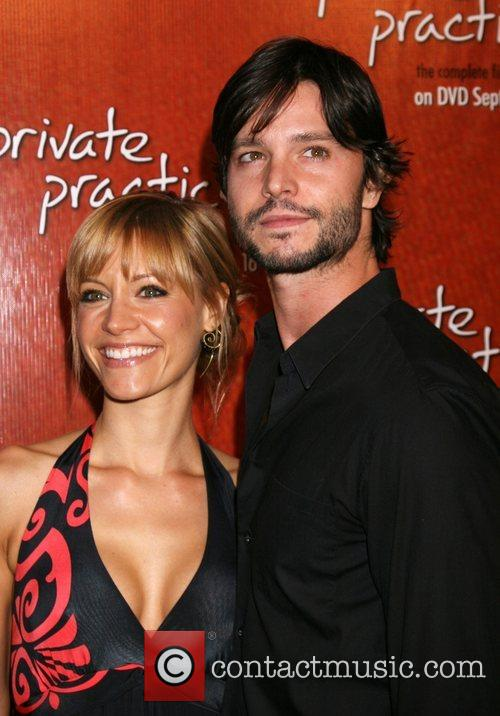 KaDee Strickland and Jason Behr 2