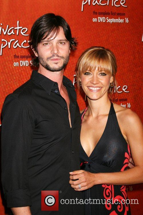 KaDee Strickland and Jason Behr 1