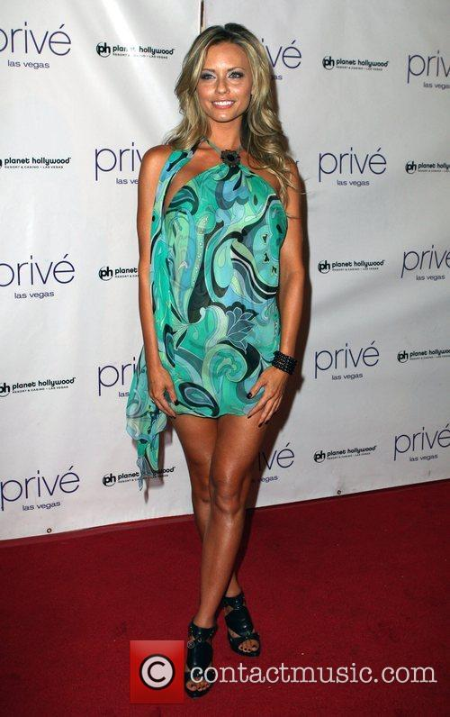 Kevin Federline hosts at Prive