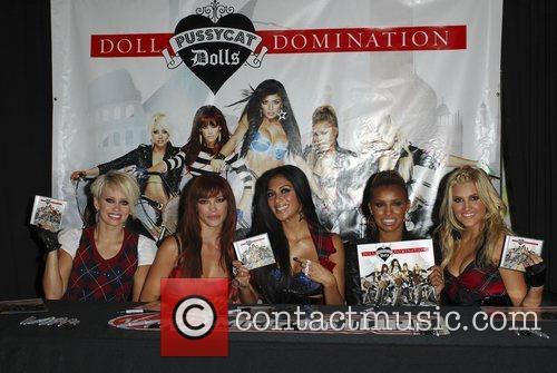 Pussycat Dolls and Nicole Scherzinger 3