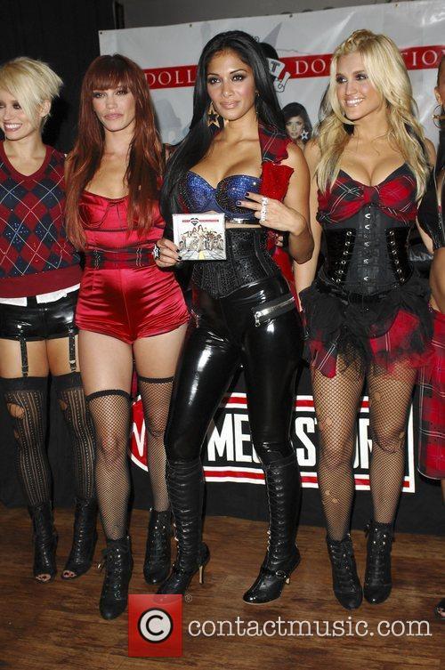 Pussycat Dolls, Nicole Scherzinger, Hollywood And Highland