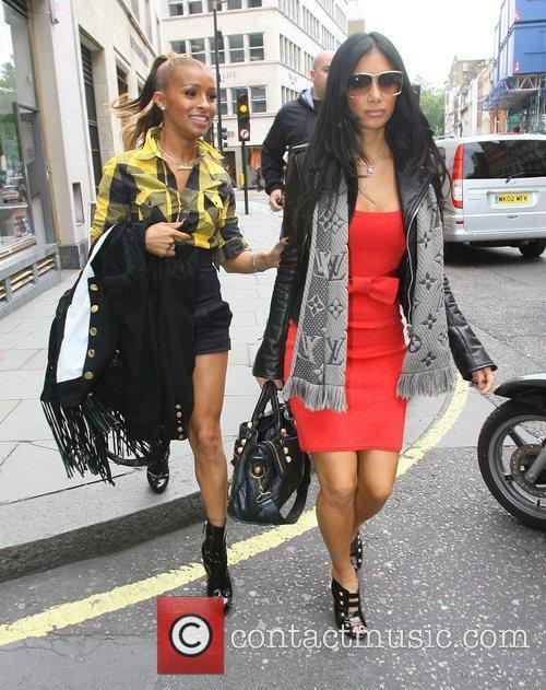 Melody Thornton, Nicole Scherzinger, Pussycat Dolls and Vivienne Westwood 11
