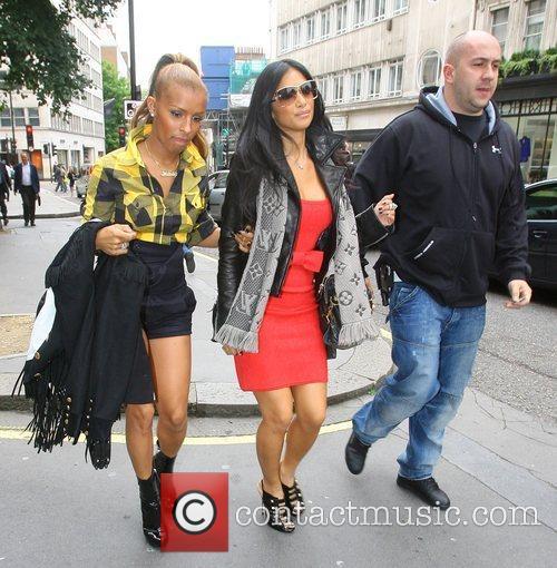 Melody Thornton, Nicole Scherzinger, Pussycat Dolls and Vivienne Westwood 10