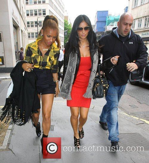 Melody Thornton, Nicole Scherzinger, Pussycat Dolls and Vivienne Westwood 7