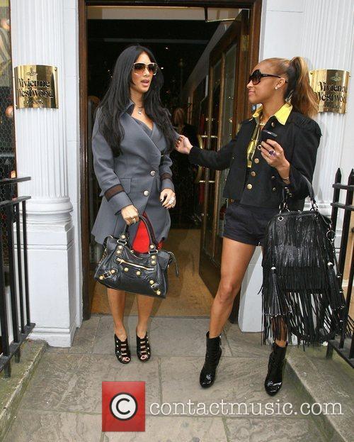 Nicole Scherzinger and Vivienne Westwood 3