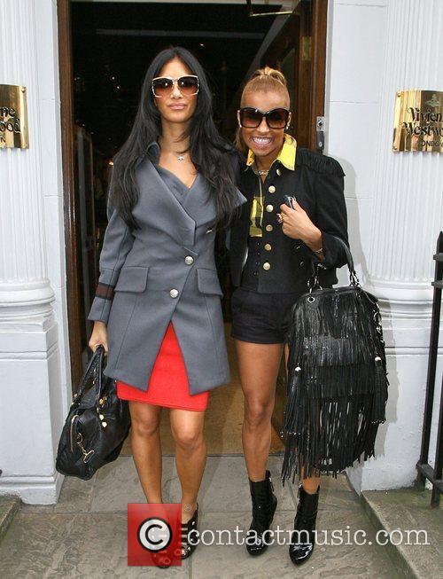Nicole Scherzinger and Vivienne Westwood 11