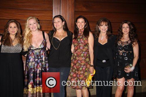 Kathy Najimy, Camryn Manheim, Jackie Collins, Mimi Rogers and Mindy Mccready 4
