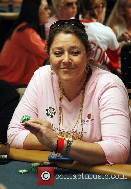 Camryn Manheim The Queen of Hearts Team participates...
