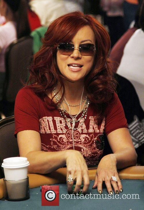 Jennifer Tilly The Queen of Hearts Team participates...