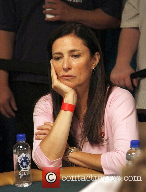 Mimi Rogers The Queen of Hearts Team participates...