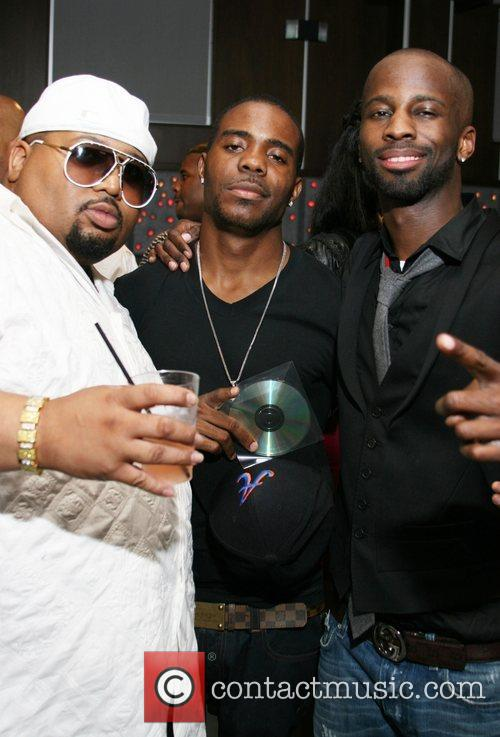 Producer Jazze Pha, Songerwriter Adonis, Producer Bryan Michael-Cox...