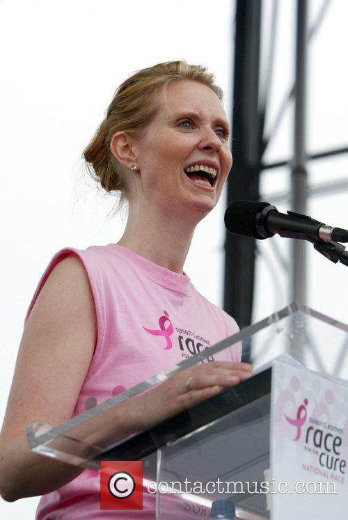 The Susan G. Komen Foundation Race For The...