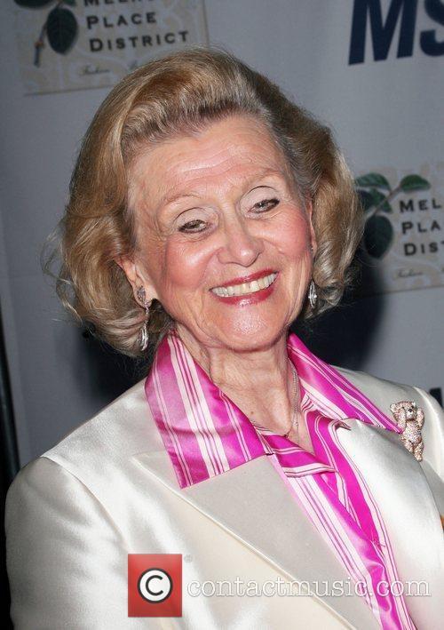 Barbara Davis attends The Nancy Davis Foundation's Race...