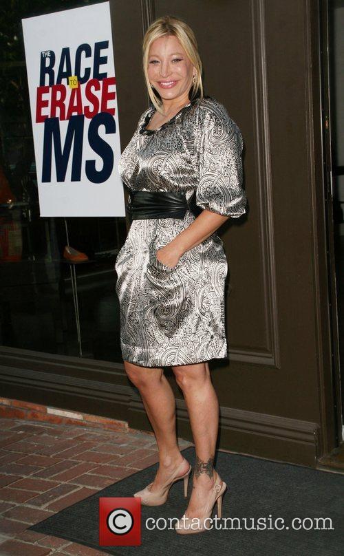 Attends The Nancy Davis Foundation's Race To Erase...