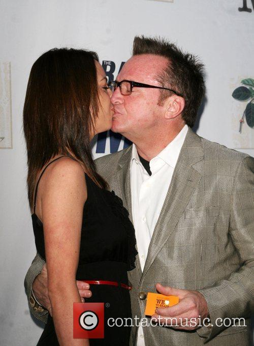 Tom Arnold and Guest attends The Nancy Davis...