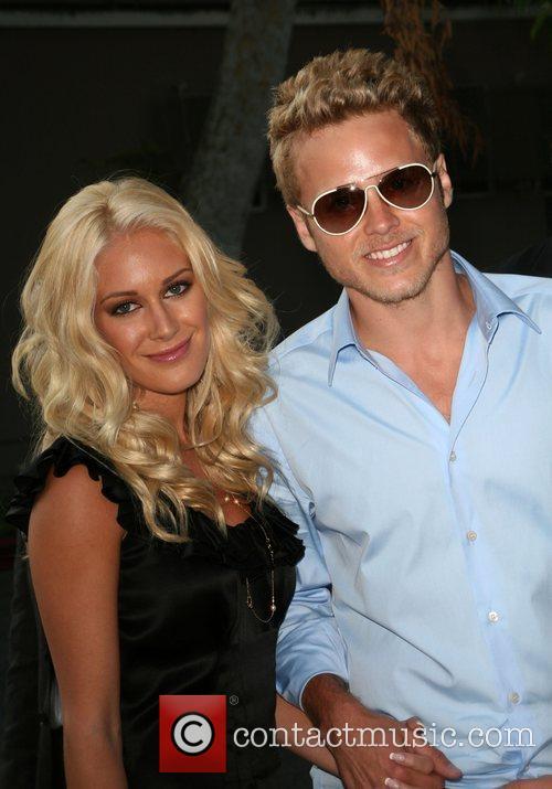 Heidi Montag and Spencer Pratt, attends The Nancy...