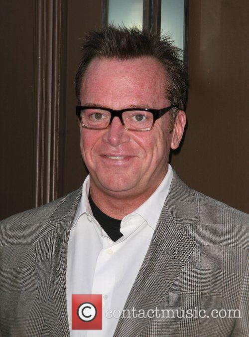 Tom Arnold, attends The Nancy Davis Foundation's Race...