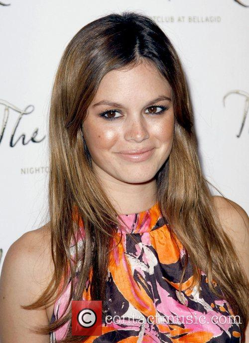 Rachel Bilson, The Bank nightclub