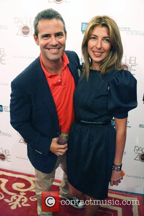 Andy Cohen and Nina Garcia Bravo's 'The Rachel...