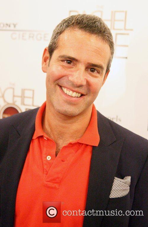 Andy Cohen Bravo's 'The Rachel Zoe Project' series...
