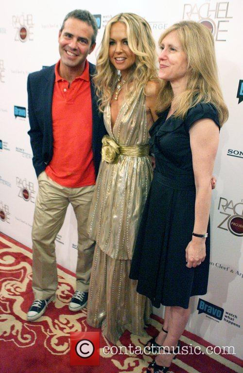 Andy Cohen, Rachel Zoe and Frances Berwick Bravo's...