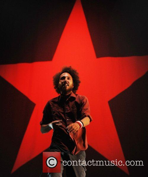 Rage Against The Machine 8