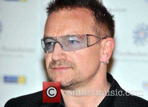 Bono and Hampton Court Palace 7