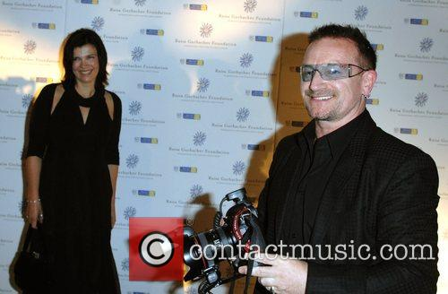 Bono and Hampton Court Palace 5