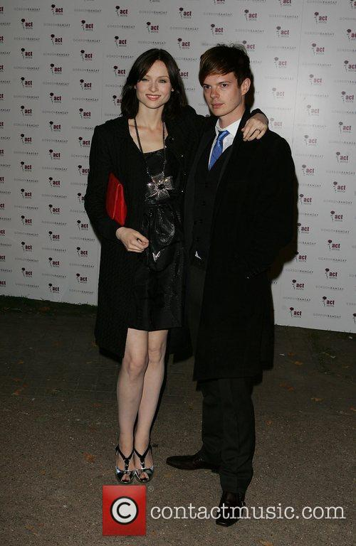 Sophie Ellis-bextor, Richard Jones and Tana Ramsay 3