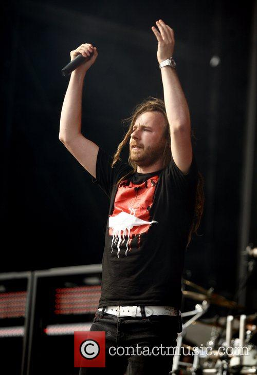 In Flames and Rock Am Ring 1