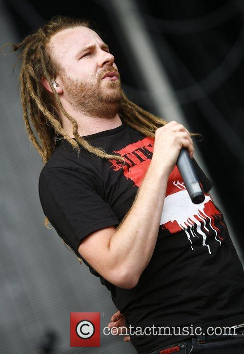 In Flames and Rock Am Ring 8