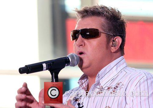 Rascal Flatts performs live on 'The Today Show...