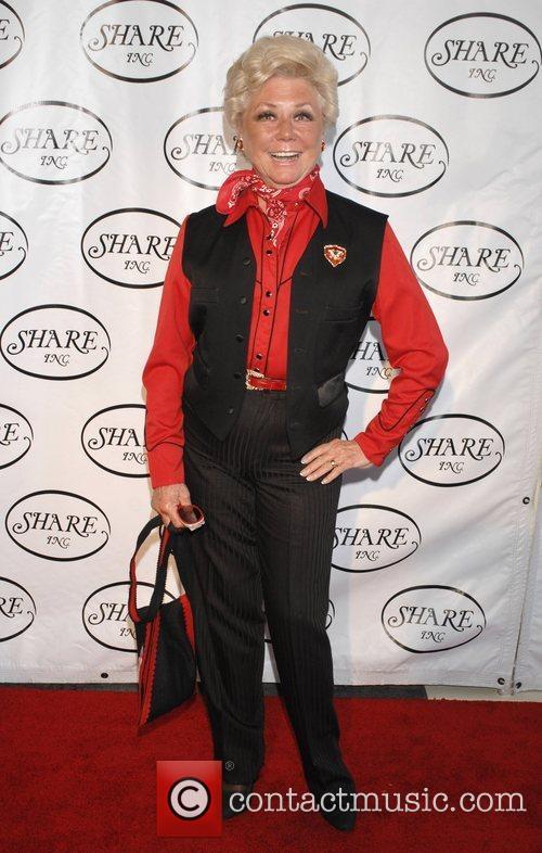 Mitzi Gaynor Razzle! Dazzle! Share's 55th Anniversary...