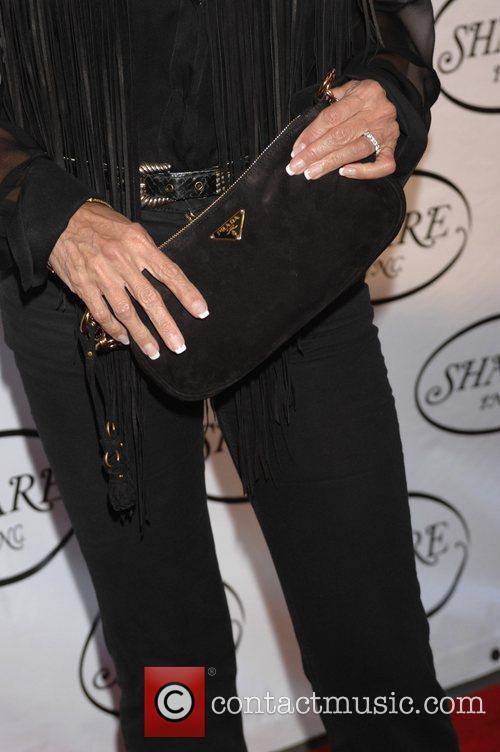 Loni Anderson Arrivals RAZZLE! DAZZLE! SHARE'S 55th Anniversary...
