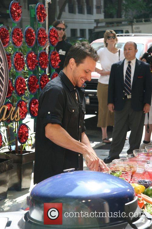 Drew Lachey Grilling with the Stars - 'Live...