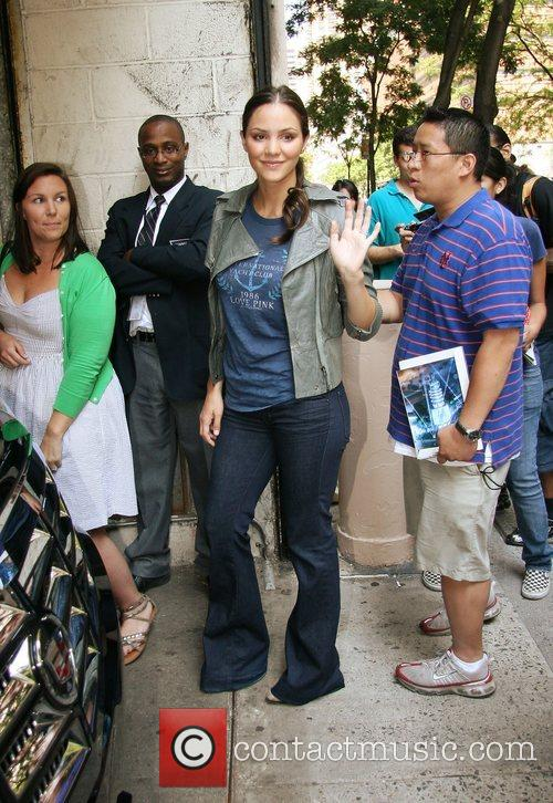 Katharine Mcphee, Abc and Abc Studios 1