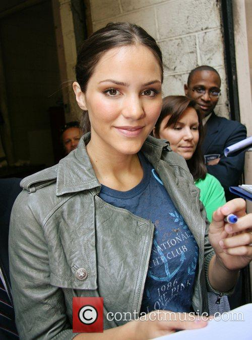 Katharine Mcphee, Abc and Abc Studios 4
