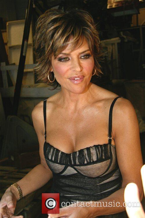Lisa Rinna, ABC and Abc Studios 13