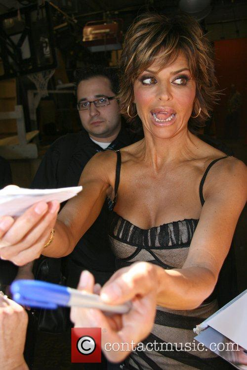 Lisa Rinna, ABC and Abc Studios 1