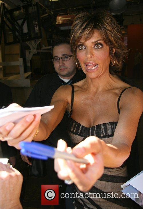 Lisa Rinna, ABC and Abc Studios 8