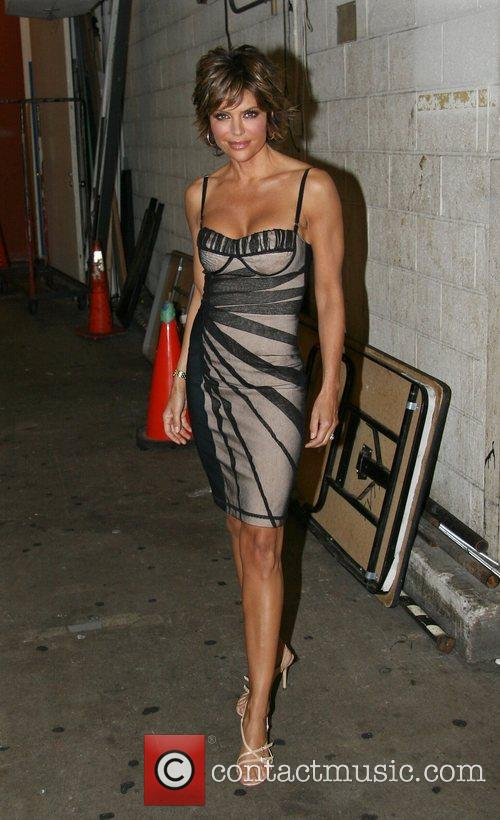 Lisa Rinna, ABC and Abc Studios 11