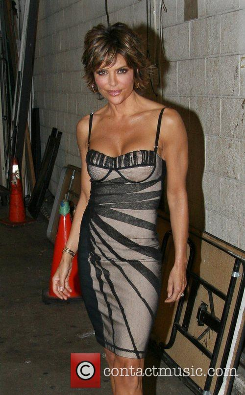 Lisa Rinna, ABC and Abc Studios 14