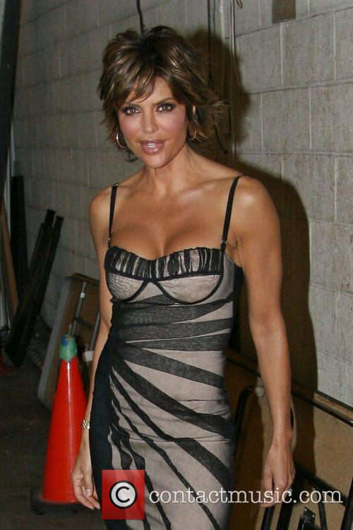 Lisa Rinna, ABC and Abc Studios 12