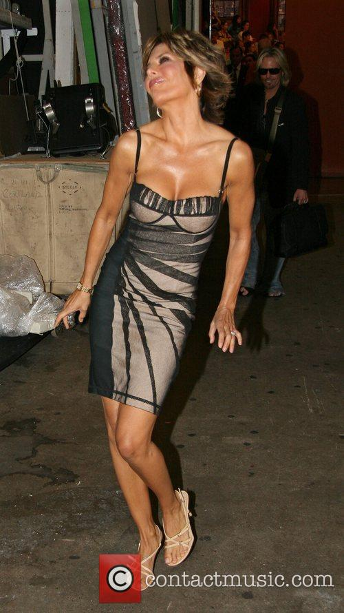 Lisa Rinna, ABC and Abc Studios 6
