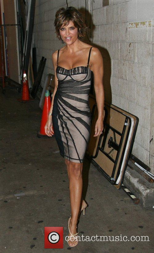 Lisa Rinna, ABC and Abc Studios 5