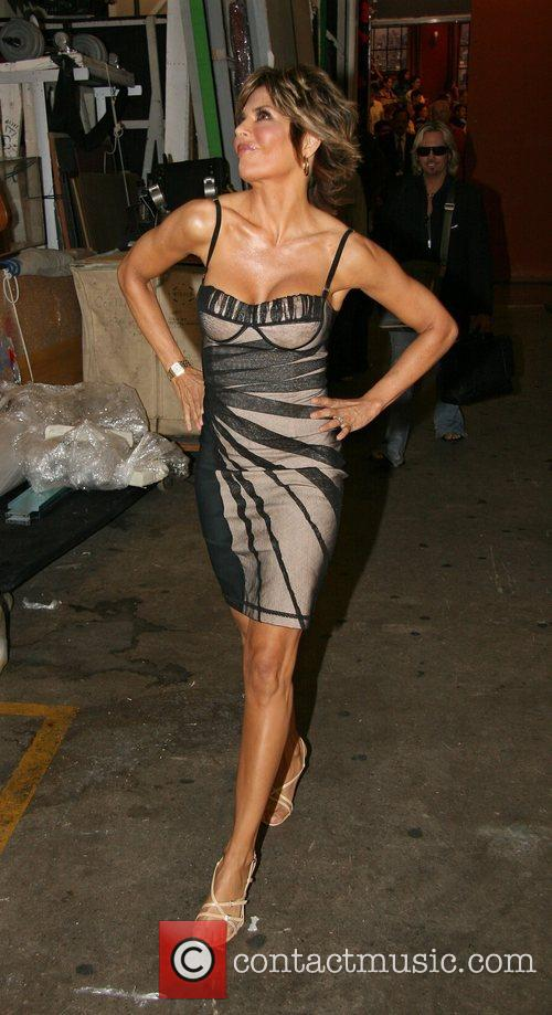 Lisa Rinna, ABC and Abc Studios 7