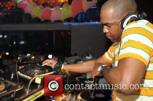 DJ Kid Capri at the launch of Rohan...
